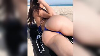 Butt: Chloe Warm