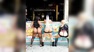 Thick Minaj & friends - Big Asses