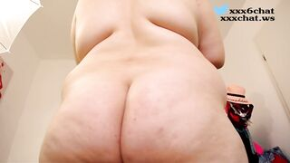 Large Butts: bbw large ass