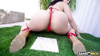 Big booty jiggle - Big Asses