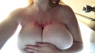 Large Boobs Gone Wild: Austin is a large fan of those giants ??