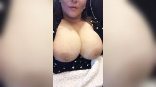 Here's a titty bounce to brighten up your day - Big Boobs Gone Wild