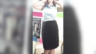 Office girl !!!