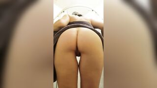 Want to see how I dry myself off? - Ass Tastic