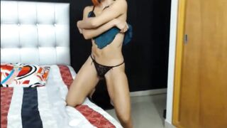 Athletic redhead - Athletic Babes