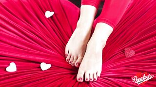 Pedicure always perfect