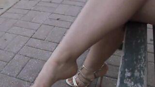 Flirty feet