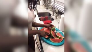 Can't see a watermelon in the same way after watching this
